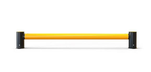 mFlex Single Traffic flexible polymer safety Guardrail (Micro)